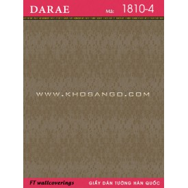 Giấy Dán Tường DARAE 1810-4