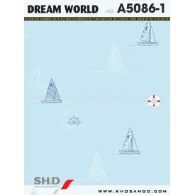 Giấy dán tường Dream World A5086-1
