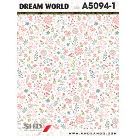 Giấy dán tường Dream World A5094-1