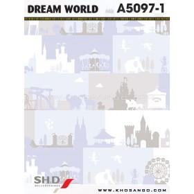 Giấy dán tường Dream World A5097-1