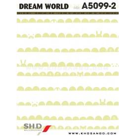 Giấy dán tường Dream World A5099-2