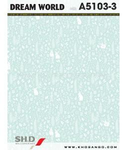 Dream World wallpaper A5103-3
