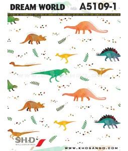 Dream World wallpaper A5109-1