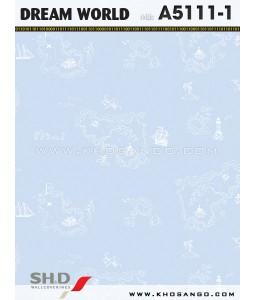 Dream World wallpaper A5111-1