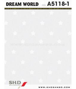 Dream World wallpaper A5118-1