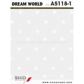 Giấy dán tường Dream World A5118-1