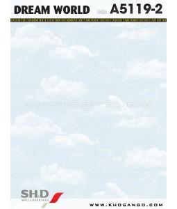 Dream World wallpaper A5119-2