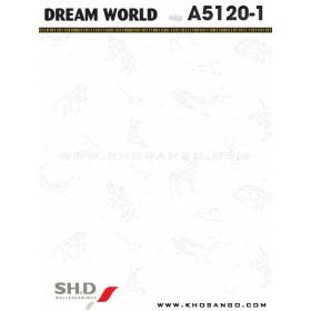 Giấy dán tường Dream World A5120-1