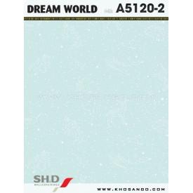 Giấy dán tường Dream World A5120-3