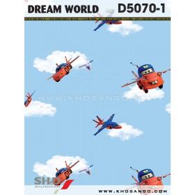 Giấy dán tường Dream World D5070-1
