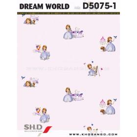 Giấy dán tường Dream World D5075-1