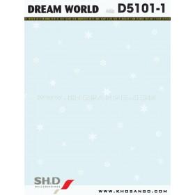 Giấy dán tường Dream World D5101-1