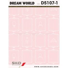 Giấy dán tường Dream World D5107-1