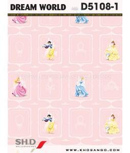 Dream World wallpaper D5108-1