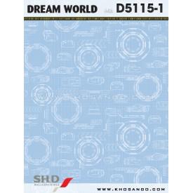 Dream World wallpaper D5115-1