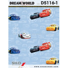 Giấy dán tường Dream World D5116-1