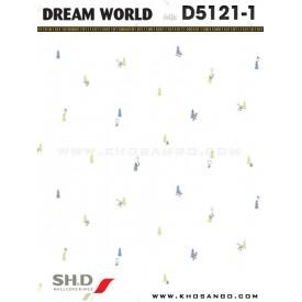 Giấy dán tường Dream World D5121-1