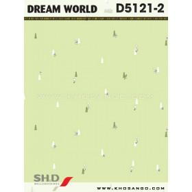 Giấy dán tường Dream World D5121-2