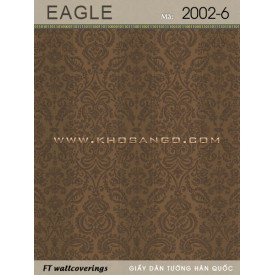 Giấy Dán Tường EAGLE 2002-6
