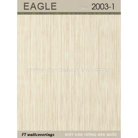 Giấy Dán Tường EAGLE 2003-1