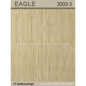 Giấy Dán Tường EAGLE 2003-3