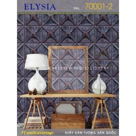 Giấy dán tường ELYSIA 70001-2
