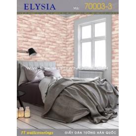 Giấy dán tường ELYSIA 70003-3