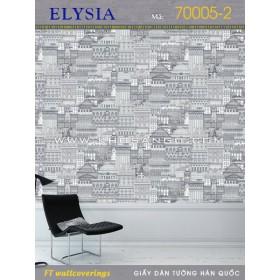 Giấy dán tường ELYSIA 70005-2