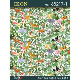 Ikon wallpaper 88217-1