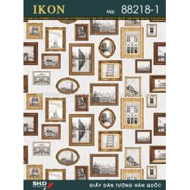 Giấy dán tường Ikon 88218-1