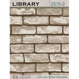 Giấy dán tường LIBRARY 2575-2