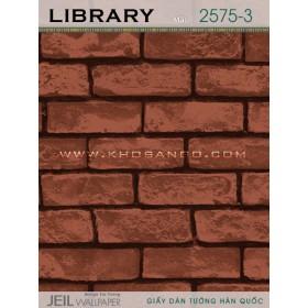 Giấy dán tường LIBRARY 2575-3