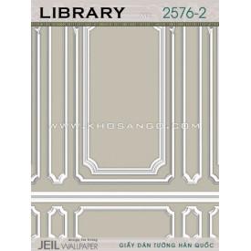 Giấy dán tường LIBRARY 2576-2