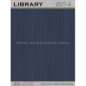 Wall Paper LIBRARY 2577-4