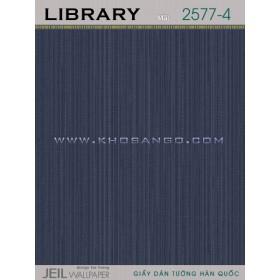 Giấy dán tường LIBRARY 2577-4