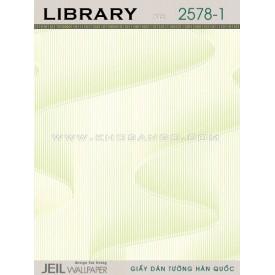 Giấy dán tường LIBRARY 2578-1