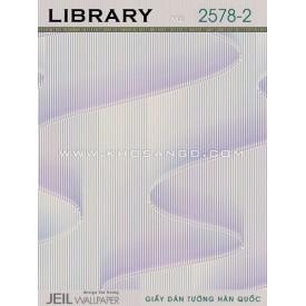 Giấy dán tường LIBRARY 2578-2