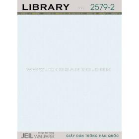 Giấy dán tường LIBRARY 2579-2