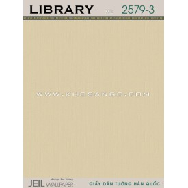 Wall Paper LIBRARY 2579-3