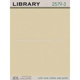 Giấy dán tường LIBRARY 2579-3