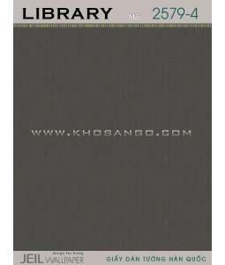 Giấy dán tường LIBRARY 2579-4