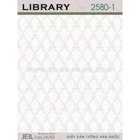 Giấy dán tường LIBRARY 2580-1