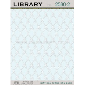 Giấy dán tường LIBRARY 2580-2