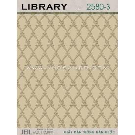 Giấy dán tường LIBRARY 2580-3