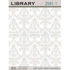 Giấy dán tường LIBRARY 2581-1