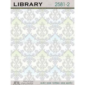 Giấy dán tường LIBRARY 2581-2