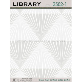 Wall Paper LIBRARY 2582-1