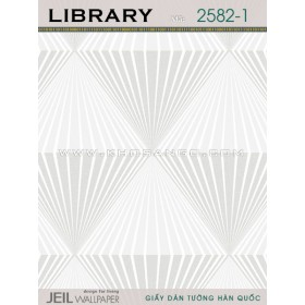 Giấy dán tường LIBRARY 2582-1