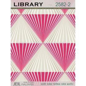 Giấy dán tường LIBRARY 2582-2