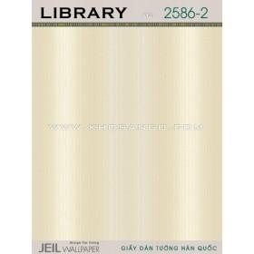 Giấy dán tường LIBRARY 2586-2